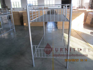 Wholesale metal bed: Metal Twin Sleeper Bed /Bunk Bed