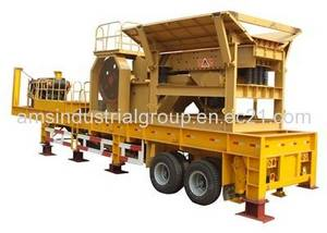 Wholesale mobile: Mobile Crushing Plant