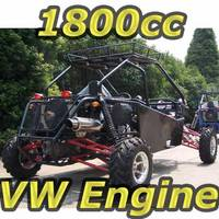 1800cc EFI, Volkswagen-Powered Buggy / Go Kart - Baja Series