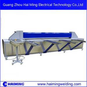 Wholesale wood apparatus: Hot Selling High Frequency Automatic Plastic Sheet Opens Saw S-JC3150A