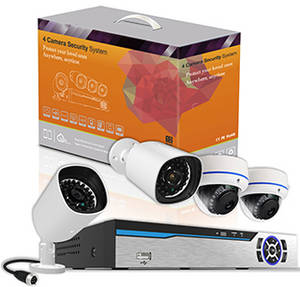 Wholesale cctv system: CCTV System PLC Dome and Bullet Security Camera System