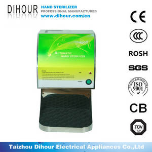 Wholesale sterlization: Hot Sales Hospital Erelectric Automatic Hand Sterilizer