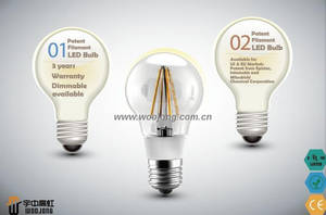 Wholesale bulb lighting: 2.5/5W B11 Shape LED Lighting Filament Bulb with 2 Years Garranty