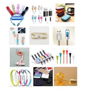 Wholesale Cables: Data Line for Mobile Phone