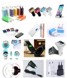 Wholesale mobile phones charger: Charger for All Mobile Phone