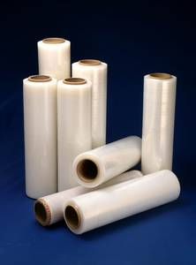 Wholesale Stretch Film: Transparent PE Stretch Film,Stretch Wrapping Film Rolls