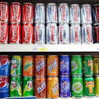 Sprite,Fanta,Coca-Cola,Pepsi,Gatorade