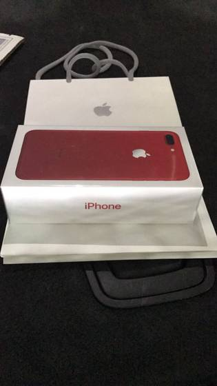game accessory: Sell Buy 2 Get 1 Free Apples Iphones 7 and 6plus Black, Rose Gold and RED Now Av
