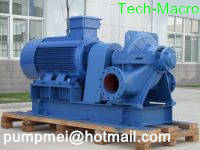 Wholesale sea water desalination system: Series SX Horizontal Double Suction Centrifugal Pump
