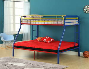 Wholesale bunk bed: Twin/Full Bunk Bed