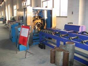 Wholesale Manufacturing & Processing Machinery Stock: Highly-efficient Pipe Cutting & Beveling Machine (FPCBM12A)