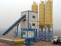 Sell Concrete mixing plant