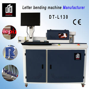 Wholesale channel letter: Channel Letter Bending Machine DT-L130