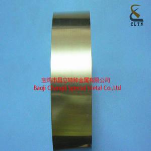 Wholesale Other Titanium: Titanium Strip