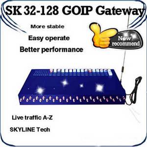 Wholesale gateway: Best Discount 15% Off Gateway 32 Port/Voip Gateway/Industrial Voip Fxs Gateway