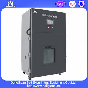 Wholesale li ion battery tester: Electronic Li-ion Battery Nail Penetration Testing Machine BE 9002D 2T