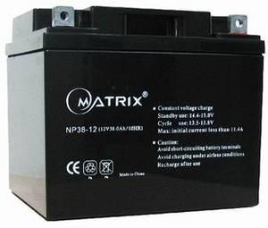 Wholesale sla battery: 12V 38AH SLA Battery