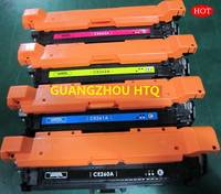 Sell compatible hp260 color toner cartridge