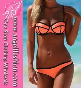 Wholesale sexy costume men: Hot Sexy Neoprene Bikini Swimwear