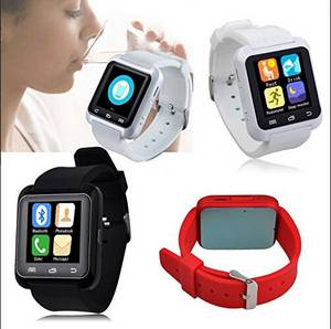 Wholesale fashion watch: 1.44 Inch Fashionable Bluetooth 3.0 Android Smart Sport Watch
