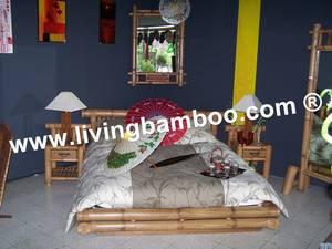 Wholesale cushions: Bamboo Bed