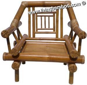 Wholesale Bamboo, Rattan & Wicker Furniture: Bamboo Chair