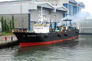 Wholesale Fishing Vessel: Deap Sea Fishing Ship