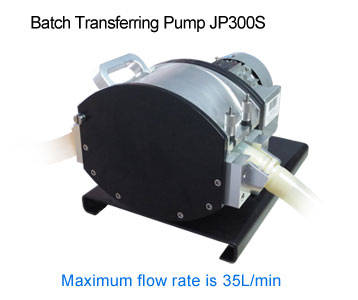 power transmission: Sell Batch Transferring Peristaltic Pump( JP300S)