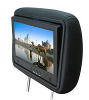 Sell 9 inch Taxi Headrest Advertising Player with 3G/WIFI with SD card