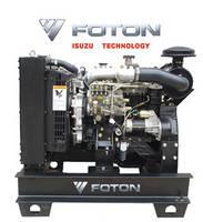 Foton-ISUZU(Techonology) 4JB1 Diesel Engine