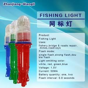 Wholesale flash light: Fishing Net LED Flash Float Light