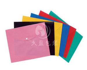 Wholesale a4 file: High Quality Colors Useful A4  Notebook Customized PP File Folder
