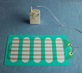 hospital bed: Sell 7x15 Inch, Healthcare Bed Pad Bed Wetting Alarm for Eldelry in Hospital