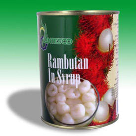 Wholesale Canned Fruit: Rambutant Preserved in Heavy Syrup for Cocktail, Tart Recipe