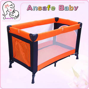 Wholesale Nursery Furniture & Decor: Foldable Baby Playpen & Travel Cot Baby Bed