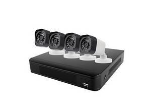 Wholesale surveillance camera cable: 4ch 1080p/2.0MP Cameras Surveillance System