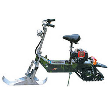 Gas Snow Scooter Yongkang Junlong Vehicles Manufacture