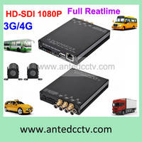 Sell 1080p H.264 China Mobile DVR video recording for buses vehicles vans