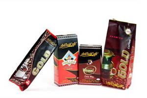 Wholesale handphone: Ground Coffee ( Gold 200gr &500gr )