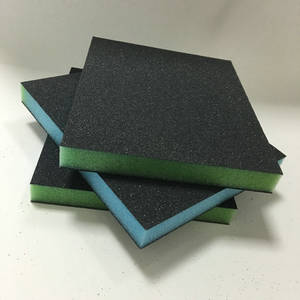 Wholesale foam pad: DLC Foam Backed Sanding Pad