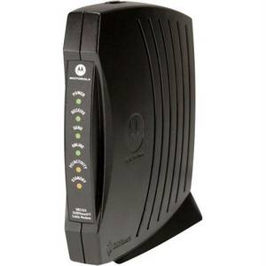 Wholesale retail packaging boxes: Motorola SURFboard SB5101 DOCSIS 2.0 Cable Modem - Non-Retail Packaging (Brown Box)