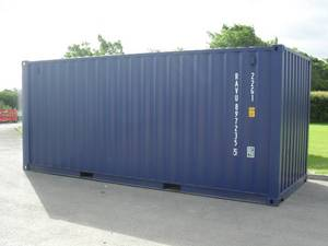 Wholesale china container: Brand New/One Trip 20 Feet Shipping Containers for Sale in Shanghai,China