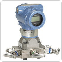 Rosemount 30differential pressure transmitter