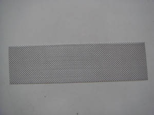 Wholesale metal perforated screen: Stainless Steel Filter Mesh