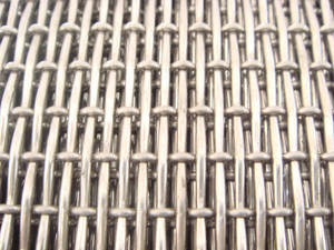 Wholesale stainless steel wire mesh: Stainless Steel Crimped Wire Mesh