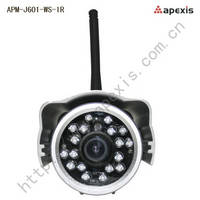 Apexis Wireless IP Camera APM-J601-WS-IR