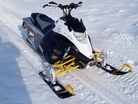 Sell 2012 Yamaha FX Nytro MTX SE 153 Review Snowmobile 