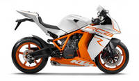 2011 KTM 1190 RC8R Motorcycle