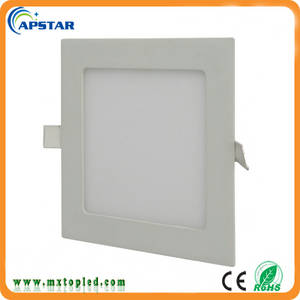 Wholesale Other LED Lighting: Promotion Price Small Ultra Slim Diffuser 18w Square LED Panel Light