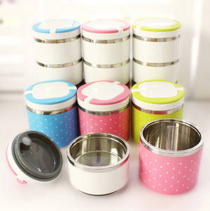 Wholesale Other Kitchenware: Multilayer Thermal Insulation Lunch Box